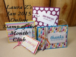 Laura Z's Online Club-Jan 2015